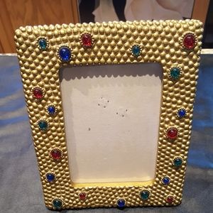 Two's Company Picture Frame, EUC